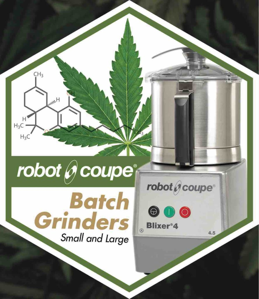 Robot-Coupe Batch Grinder